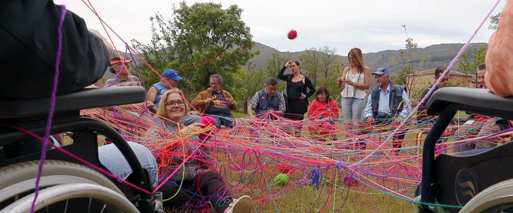 Arte en el Territorio Encuentro Particpantes