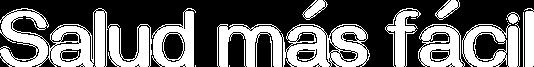 Salud más fácil Logo