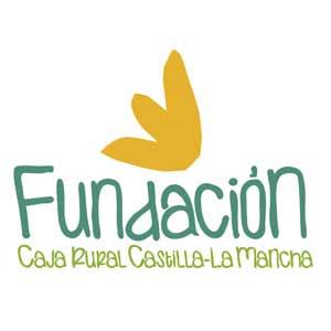 LOGOTIPO FUNDACIÓN CAJA RURAL CASTILLA LA MANCHA