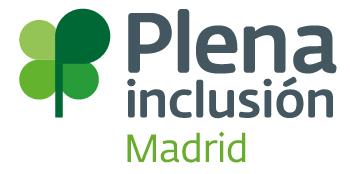 Logotipo Plena Inclusi´on Madrid