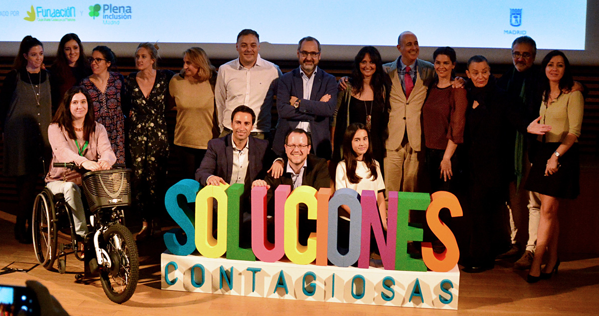 Foto de Familia Soluciones Contagiosas 2017