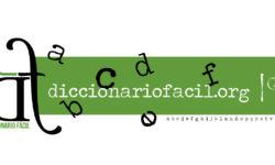 logotipo Diccionaro Fácil