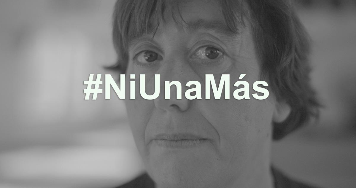 """Fotograma del Video """"No Era Yo el Problema"""" contra la violencia contra la mujer"""