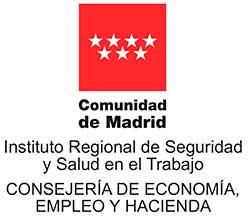 LOGOTIPO instituto regional seguridad y salud en el trabajo