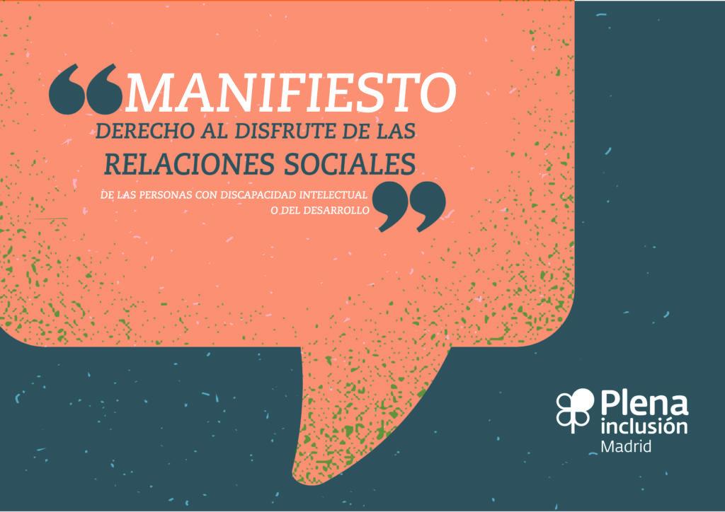 Manifiesto de Relaciones Sociales