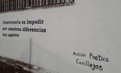 Imagen de parte de la fachada de la escuela