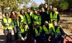 Equipo de Actuación Distrital de Barajas recibe visita director Plena Inclusión Madrid