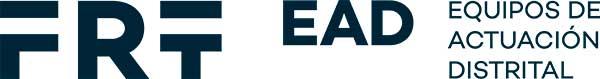 Logo Fondo de Reequilibrio Territorial Equipos de ACtuación Dsitrital