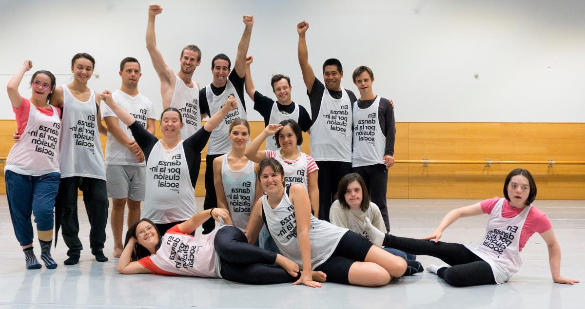 foto de los participantes del taller inclusivo BSide