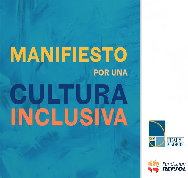 Manifiesto Cultura inclusiva