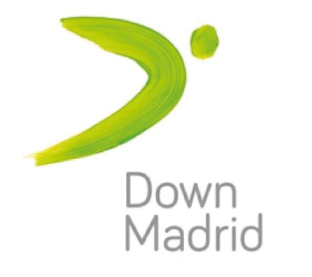 logotipo Fundación Síndrome de Down de Madrid