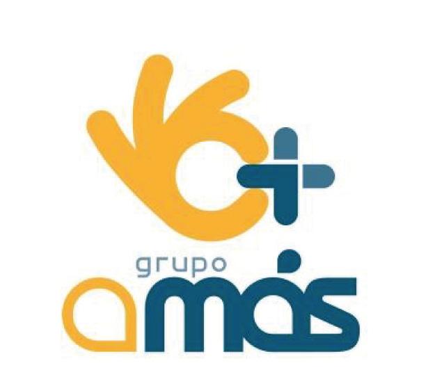 logotipo Grupo Amás