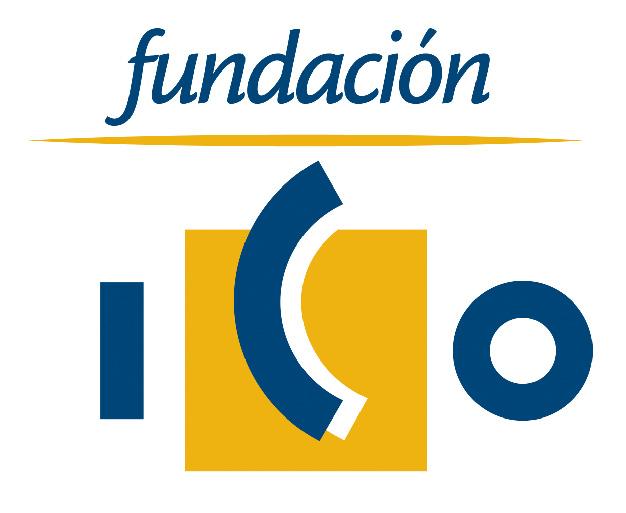 Logotipo Fundación ICO