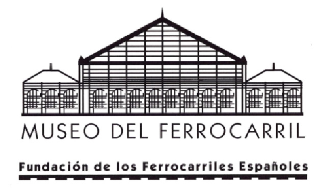 Logotipo del Museo del Ferrocarril