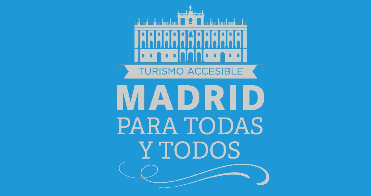 Imagen programa turismo accesible Madrid para todas y todos
