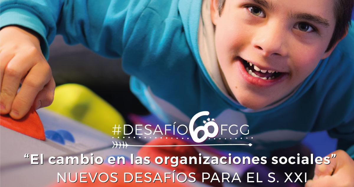 Imagen de la jornada Desafío 60 Fundación Gil Gayarre
