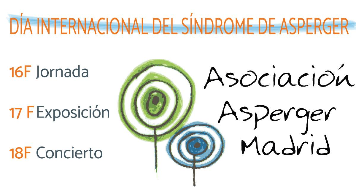 Logotipo Asperger Madrid