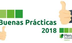 Imagen de la convocatoria de buenas prácticas 2018