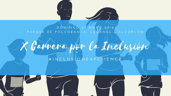 """X Carrera Solidaria """"Inclusion Experience"""" de Grupo Amás"""