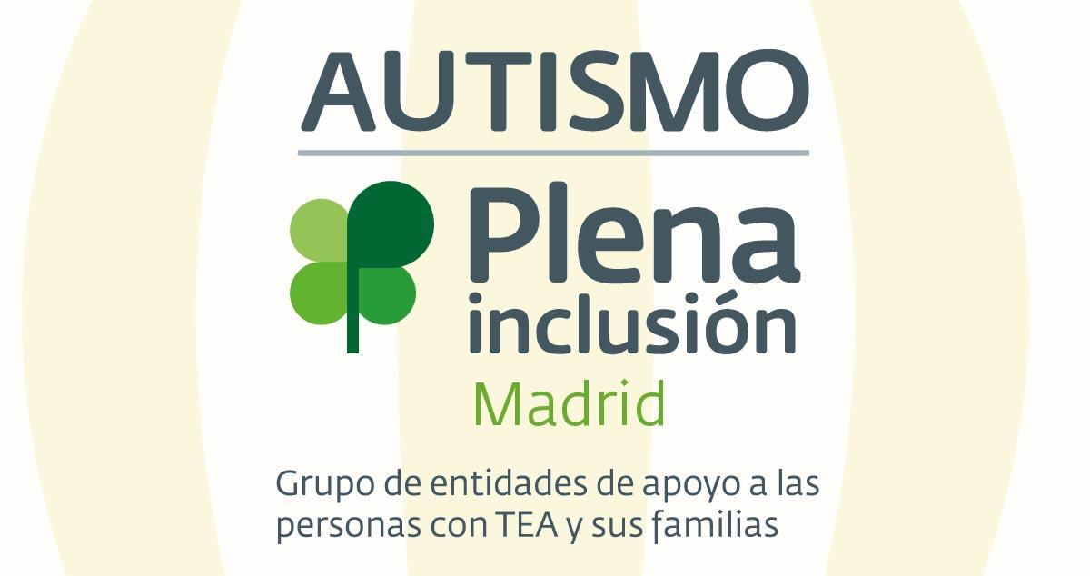 Autismo Plena Inclusión Madrid