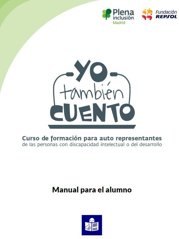 """Manual para autorrepresentantes """"Yo También Cuento"""""""