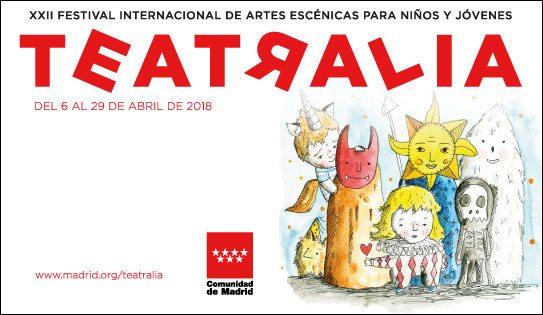 Las personas de apoyo tendrán acceso libre a la programación de Teatralia en los espacios propios de la Comunidad de Madrid