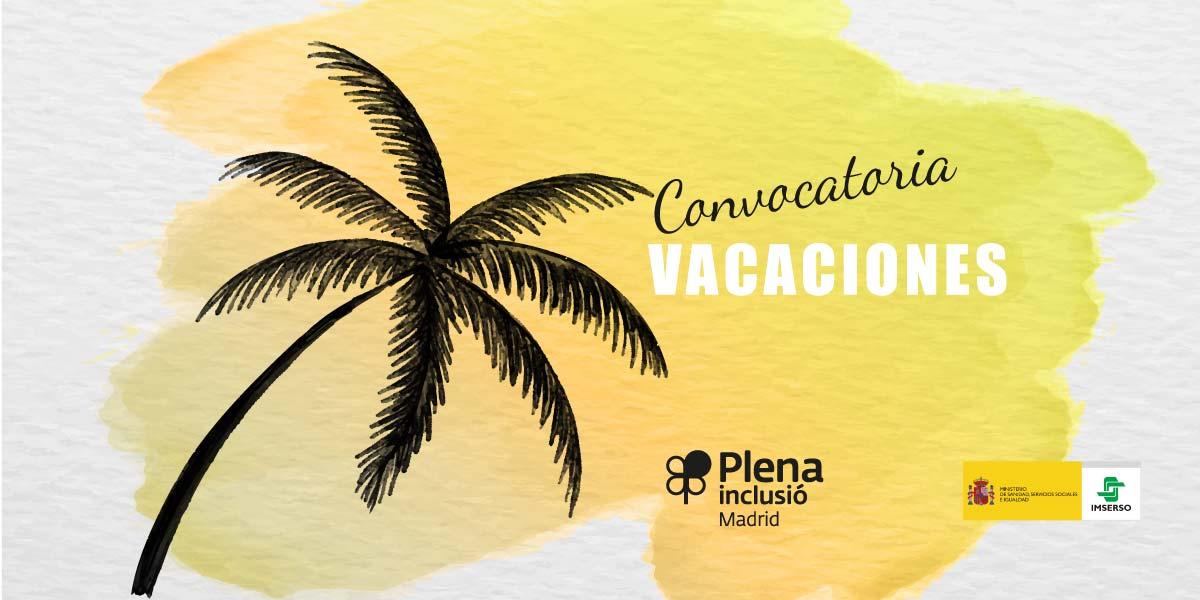 turnos de vacaciones plena inclusión imerso 2018