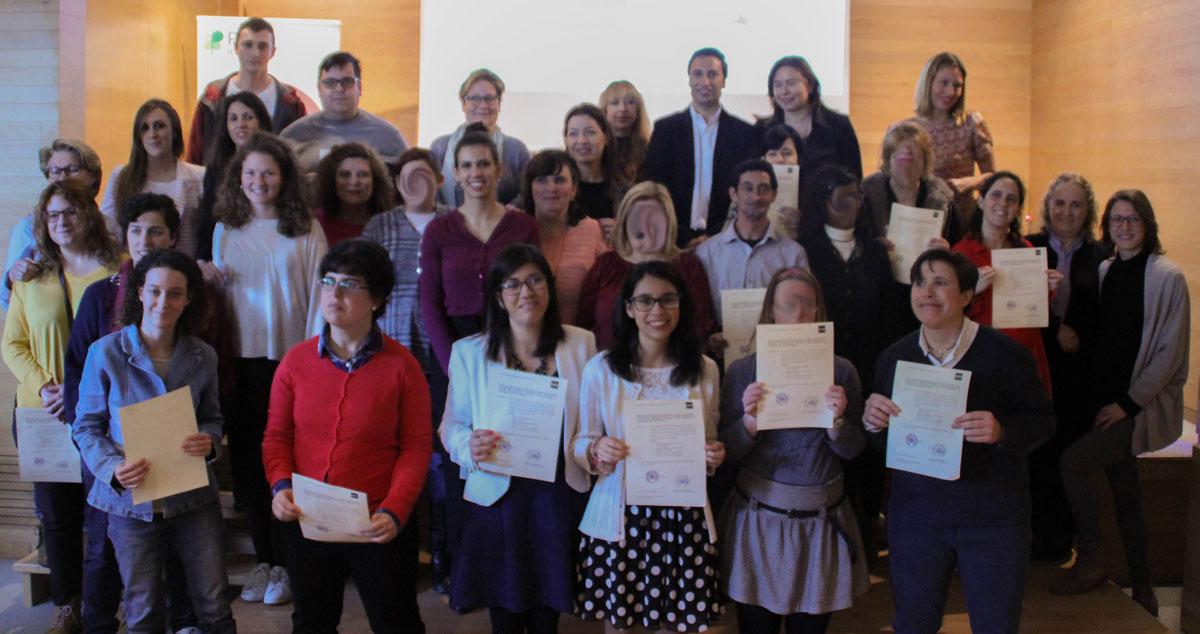"""26 nuevos diplomados en """"prevención de violencia de género y discapacidad intelectual"""""""