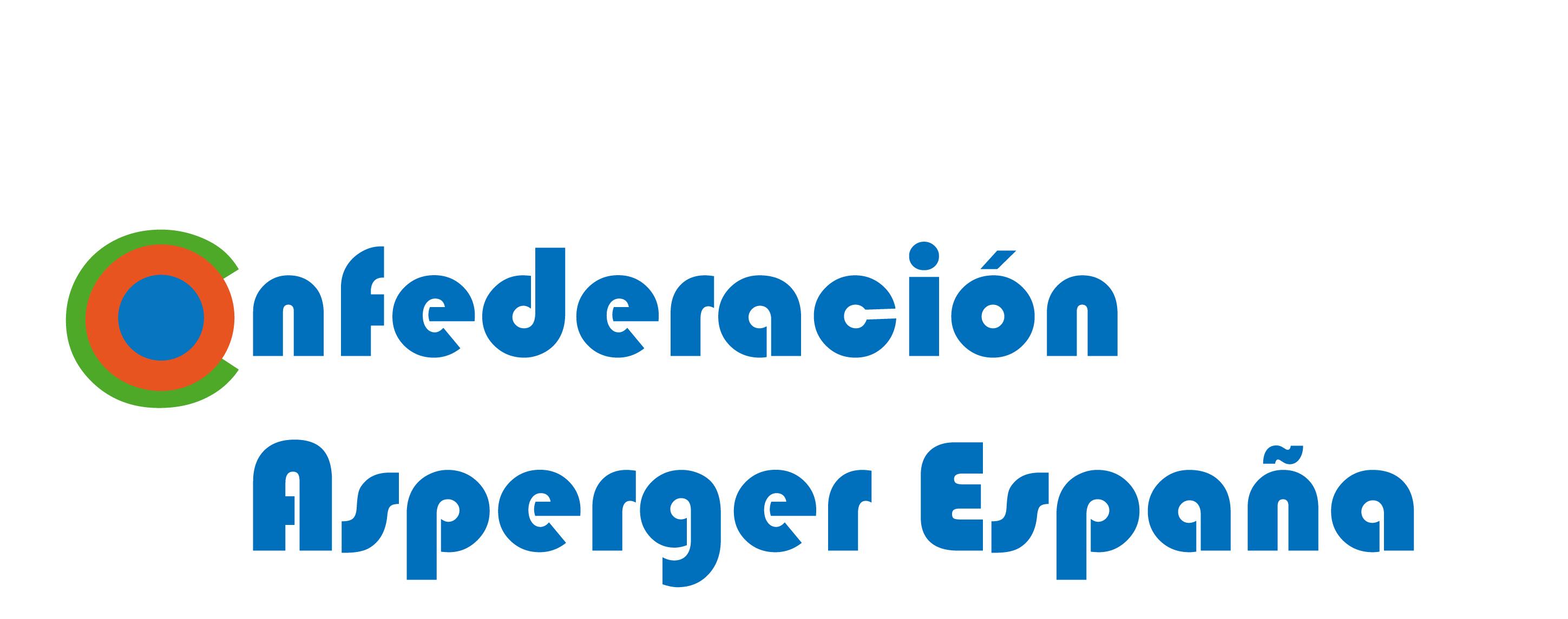 logotipo confederación asperger españa