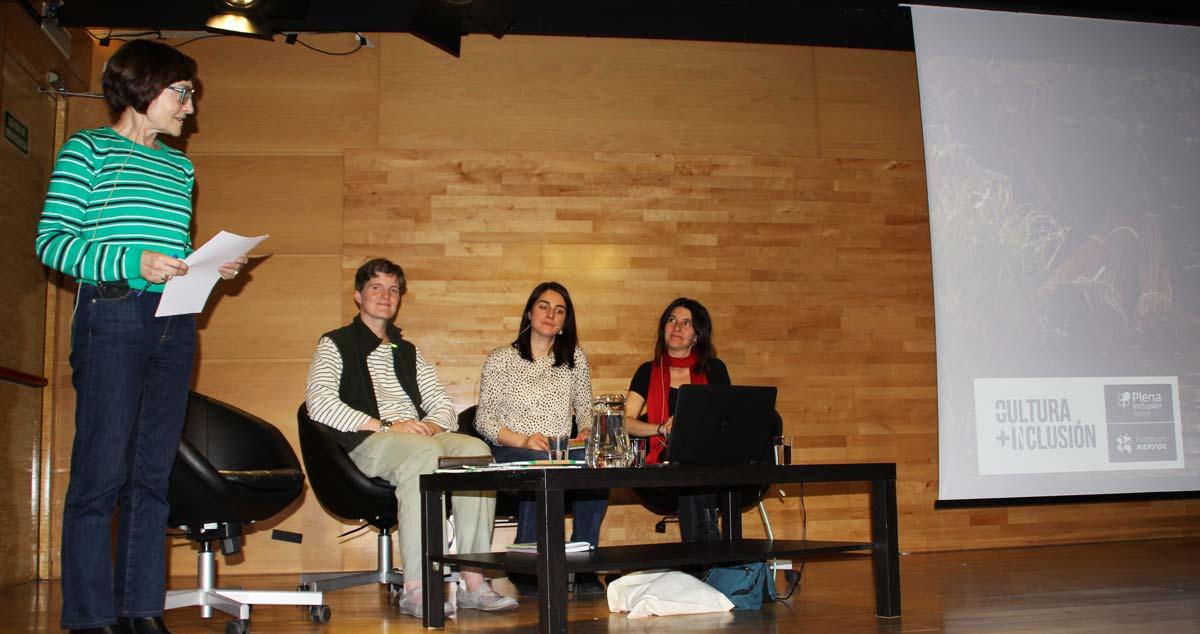 Ana Lozano, Katia Hueso, Nadia Teixeira y Lucía Loren