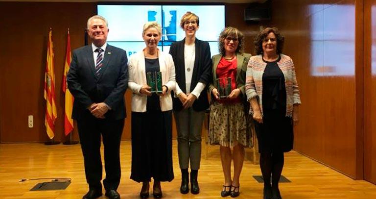 La Asociación Argadini recibe el Premio ATADES en su novena edición