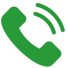botón llamada teléfono