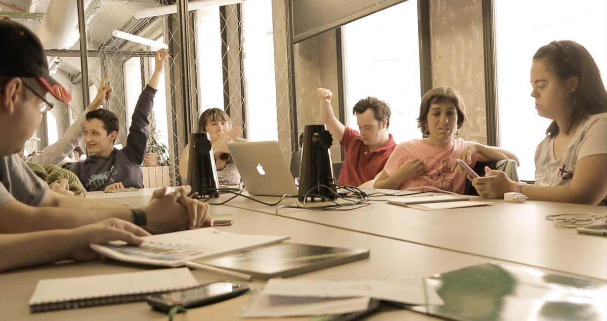 participantes proyecto Hazte Ver