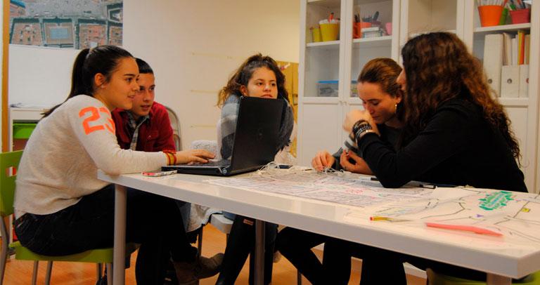 Talleres de Arquitectura para jóvenes en el Museo ICO