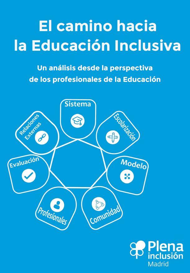 Portada El camino hacia la educación inclusiva