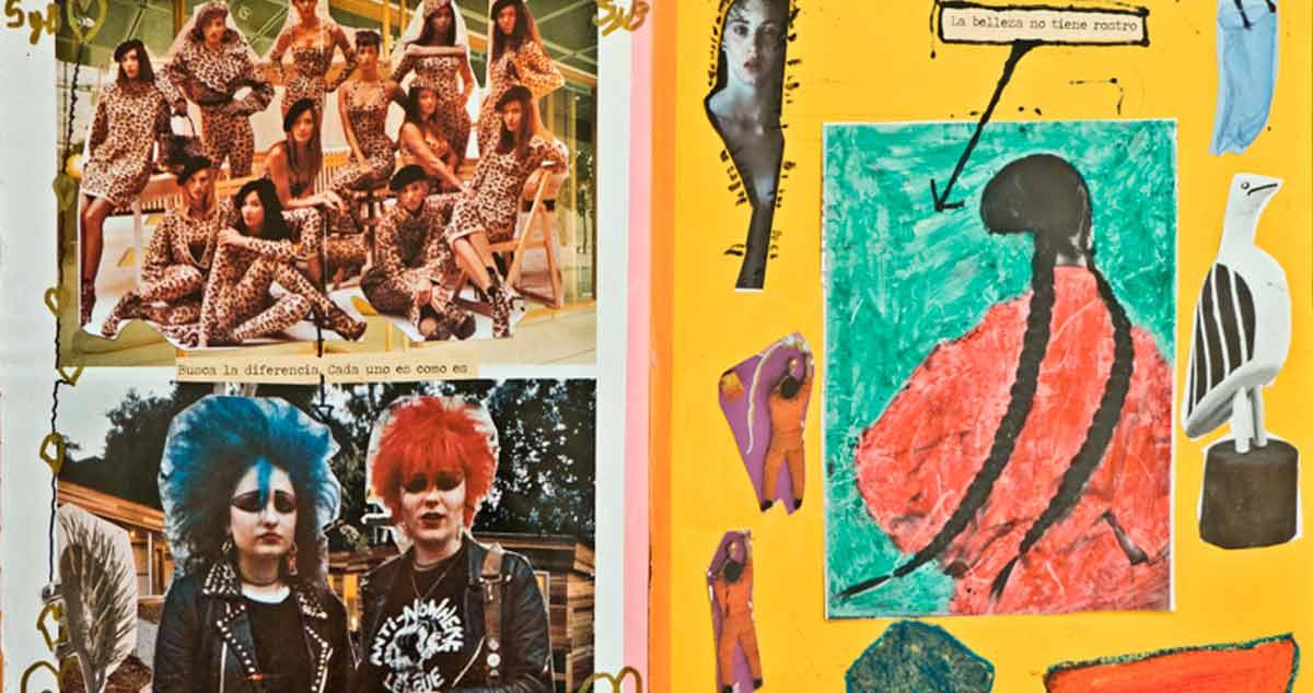 Detalle. Collage. Competencias Ocultas.