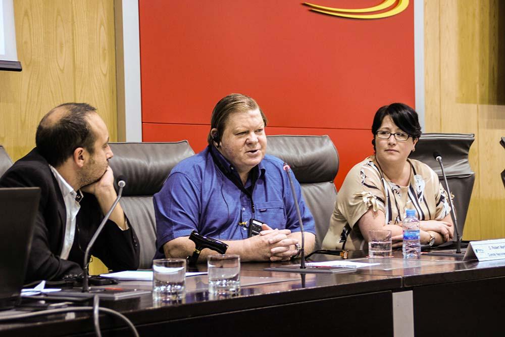 José Jiménez, Robert Martin y Alexia