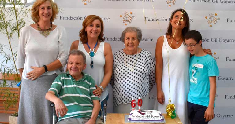 Fundación Gil Gayarre celebró su Fiesta de las Familias