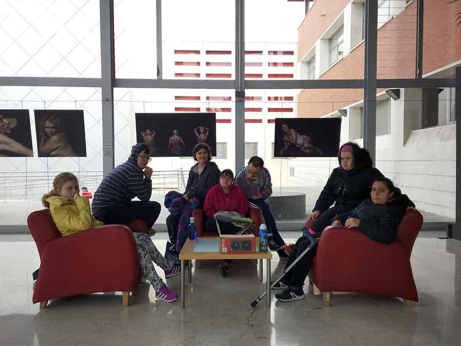 Residencia Artítica Antonio Quiles en Aspadir