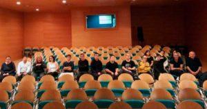 Participantes ASPAdiR Muestra Abierta en Espacio Lorca