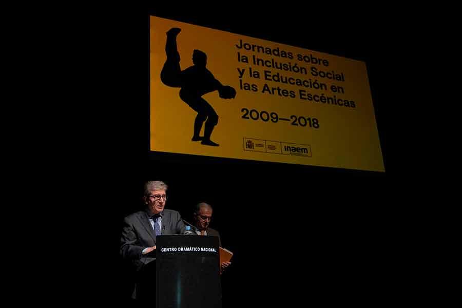 Mariano Casado en la presentación del libro