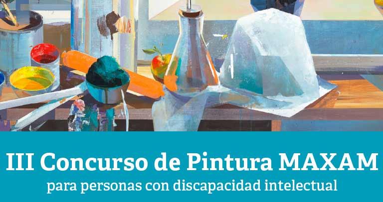 III Concurso de pintura MAXAM para personas con discapacidad intelectual