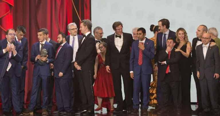Premios Goya Entrega de Premios a Campeones