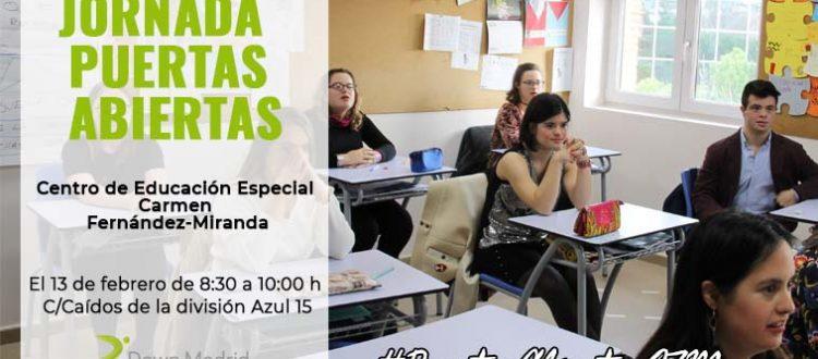 Jornadas de Puertas Abiertas Carmen Fernández Miranda