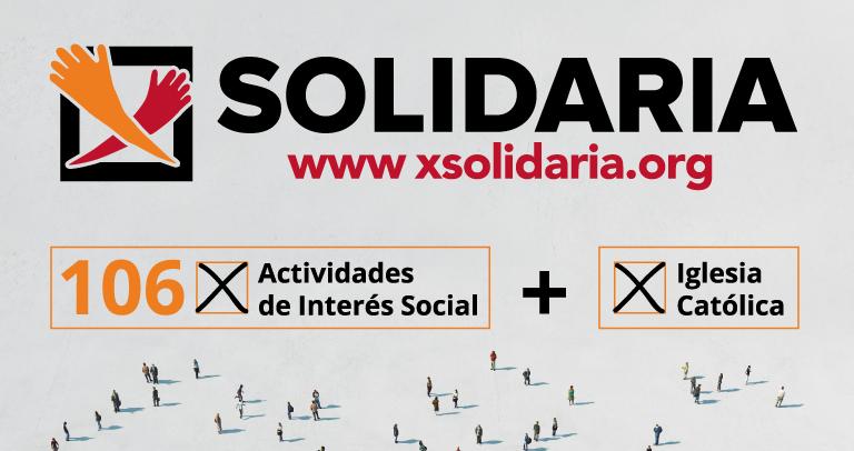 Banner X Solidaria