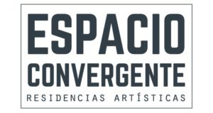 Residencias Artísticas Espacio Convergente. Imagen de la convocatoria