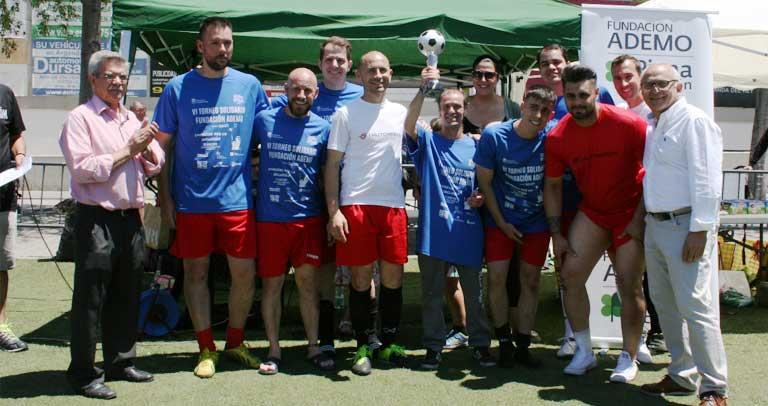 Fundación Ademo celebró una nueva edición del torneo de empresas por la inclusión