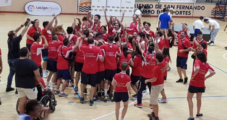 Femaddi consigue su duodécimo Campeonato de España de selecciones autonómicas