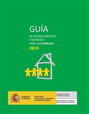 Guía de ayudas y servicios para las familias 2019