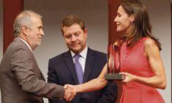 Carlos Pérez, presidente de Grupo Amás recibe el premio de cultura inclusiva